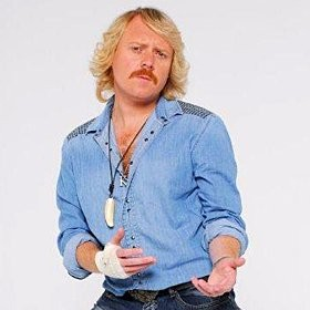 The ex. no wait. Sorry - Keith Lemon.